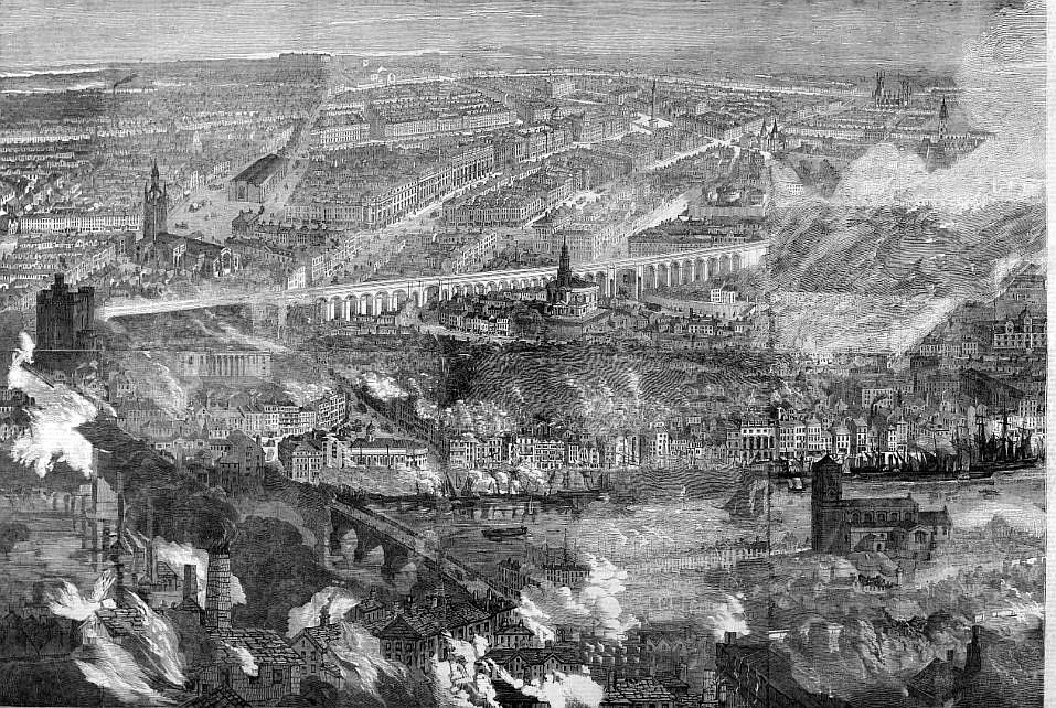Illustrated London News 1854